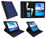 "Hannspree HANNSPAD 101 HERCULES 10.1"" Tablet Azul con Ribete Negro"