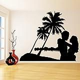 (220 x 171 cm) diseño de vinilo adhesivo decorativo para