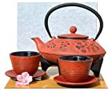 Gifts Of The Orient GOTO® - Estrella Trivet, Tazas Y