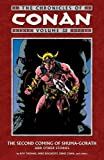 Chronicles Of Conan 32 Second Coming Shuma Gorath