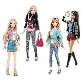 Barbie - Muñeca Barbie Style Luxe Barbie 3 años