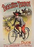 Terrot Biciclette c1893, Ciclismo Reproducción sobre Calidad 200gsm de espesor