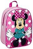 Disney - Mochila infantil Minnie Mouse 32x26x10 cms