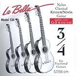 CUERDAS GUITARRA CLASICA - La Bella (FG/134) Guitarra Cadete (Juego