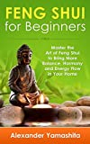 Feng Shui: Feng Shui For Beginners: Master the Art of
