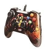 Marvel Avengers: Iron Man 360 Controller (Xbox 360) [Importación Inglesa]