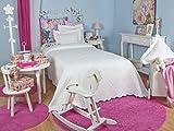 Tiendas Mi Casa - Colcha LUNA reversible color Blanco, disponible
