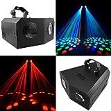 PMS® Efecto LED Luz Iluminación Disco RGB Moonflower DJ Discoteca