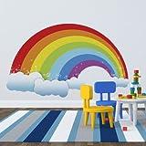 83x50 cm adhesivo mural stickers vinilo de pared 83x50 040204-35