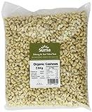 Suma Organic Cashew Nuts 2.5 kg