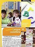 Nuevo Lengua castellana 4º (Projecte Salvem la Balena Blanca) (Libros