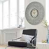MMao Moderno y elegante decoración creativo estilo Vintage Reloj de