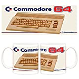 Taza Videojuego Commodore 64