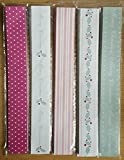 John Lewis adhesiva puntos rayas vintage Cadenas de papel, ideal