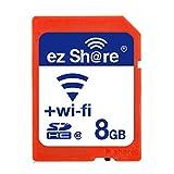 8GB SD Tarjeta - Ez Share Wifi Sd Memoria Tarjeta