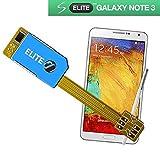 Magic-Sim Elite-Adaptador dual SIM Micro SIM para Galaxy Note 3(modelo
