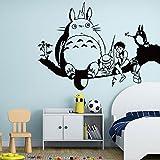 Gatos carteles en la pared niños habitaciones bien amuebladas y
