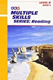 Multiple Skills Series Reading Level d Book 4 by Barnell,