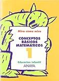 Conceptos básicos matemáticos 1.