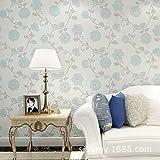 BTJC Papel pintado no tejido 3D dormitorio cálido living comedor