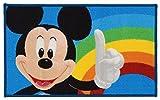 Alfombra infantil con Mickey Mouse/alfombra/alfombra/zona de juegos alfombra/alfombra/Tapiz/modelo alfombra Disney