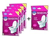 GoHygiene Cubre Tapas Asiento WC Desechables