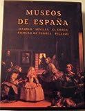 Museos de España. 2 Tomos. Tomo I: Barcelona, León, Valladolid