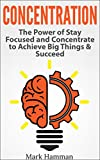 Concentration: The Power of Stay Focused and Concentrate to Achieve