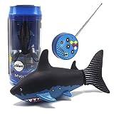 eMart Mini Control remoto Juguete RC Eléctrico Pescado Tiburón Barco