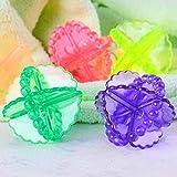 Interesting® Mágica reutilizable secadora secadora ropa tela suavizante lavadora bola