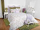Tiendas Mi Casa, EDREDÓN BOTANIC reversible, disponible en varias medidas.