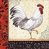Impresión de Arte Fino en lienzo: Country Touch I by