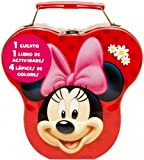 Minnie Mouse. Cajita Metálica (Minnie Disney)