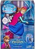 Muñeca Anna Patinadora Frozen Disney