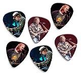 Neil Young (WK) 6 X Live Performance Guitarra Picks