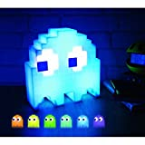 Paladone - Figurine - Pac-Man - Lampe Led Ghost 20cm