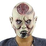 Jiayiqi Unisex Del Zombie De Miedo Máscara De La Cabeza