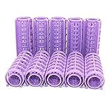 XYXY Herramientas de pelo rizador pelo púrpura