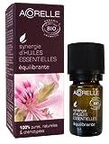 Acorelle, Sinergia de aceites esenciales orgánicos reequilibrio, 5 ml