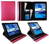 "Hannspree HANNSPAD 101 HERCULES 10.1"" Tablet Rosa Cubo 3D Universal"