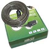 Alfa Network AUSBC-15M 15M USB extension cable EXTENSOR PROLONGADOR LARGO