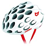Casco Catlike Whisper Blanco-Rojo 2013