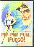 Pim, pam, pum... ¡Fuego! [DVD]