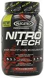 Muscletech Suplemento para Deportistas Nitro Tech...