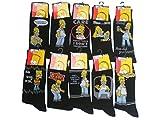 Calcetines para hombre (pack de 5, talla 38 EU-45 EU),