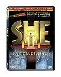 She la Diosa del fuego [DVD]