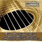 Precision Música cuerdas de guitarra acústica Set Completo ~ ~