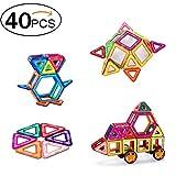 Magtimes Los juguetes de Construccion Magnetic Building Blocks juguetes educativos