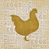 Impresión de Arte Fino en lienzo: Farm Animals I by