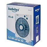 Habitex 9016R12 - Ventilador Suelo 4V Vts-40 Habi